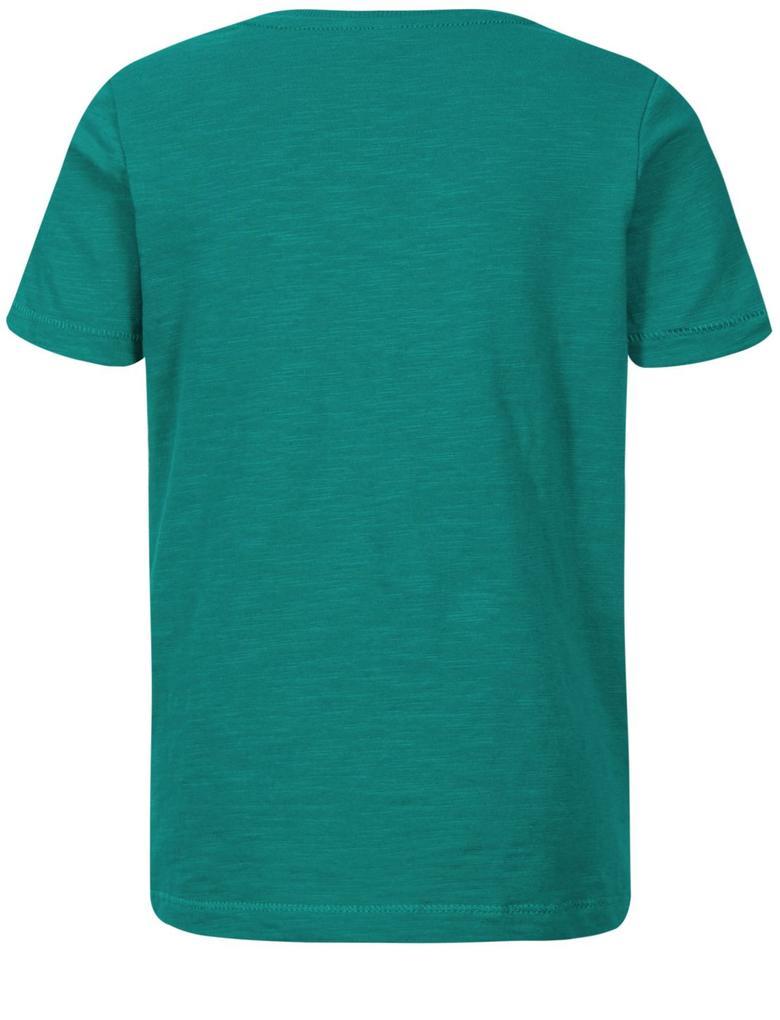 Saf Pamuklu Desenli T-Shirt (3 Ay - 5 Yaş)