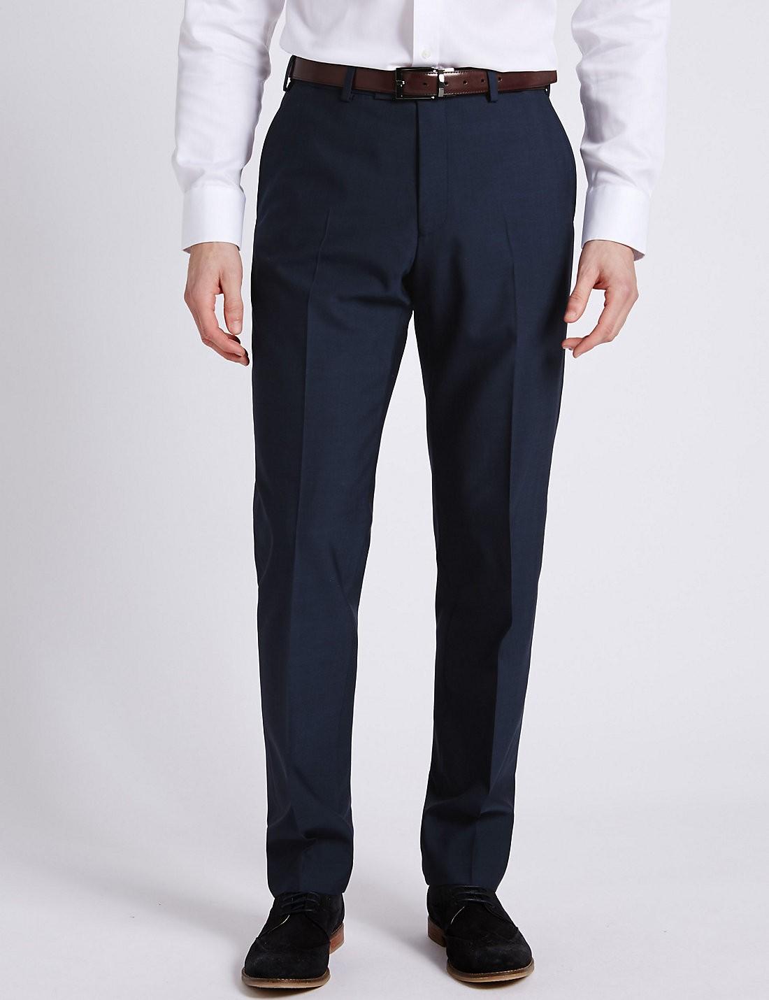 Çivit Tailored Pantolon