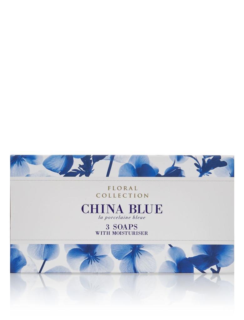 3'lü China Blue Sabun 3x75 gr