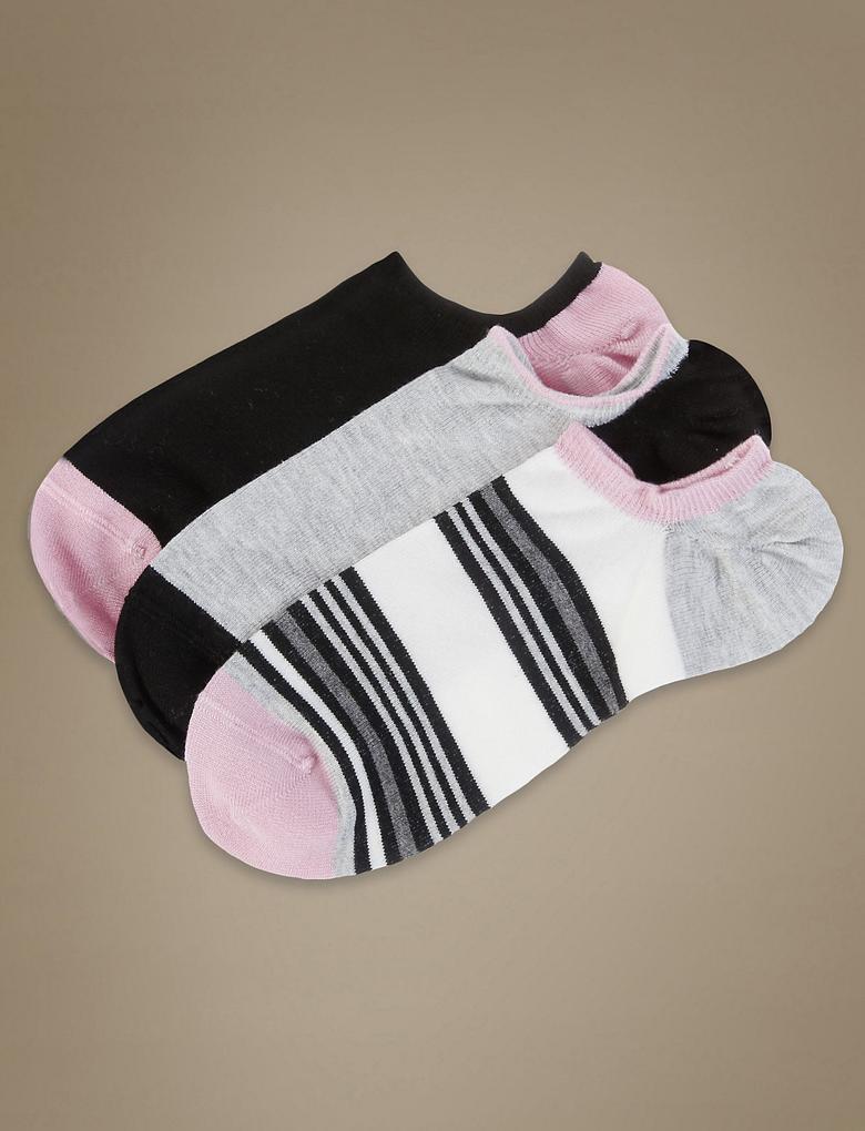 3'lü Çorap Seti