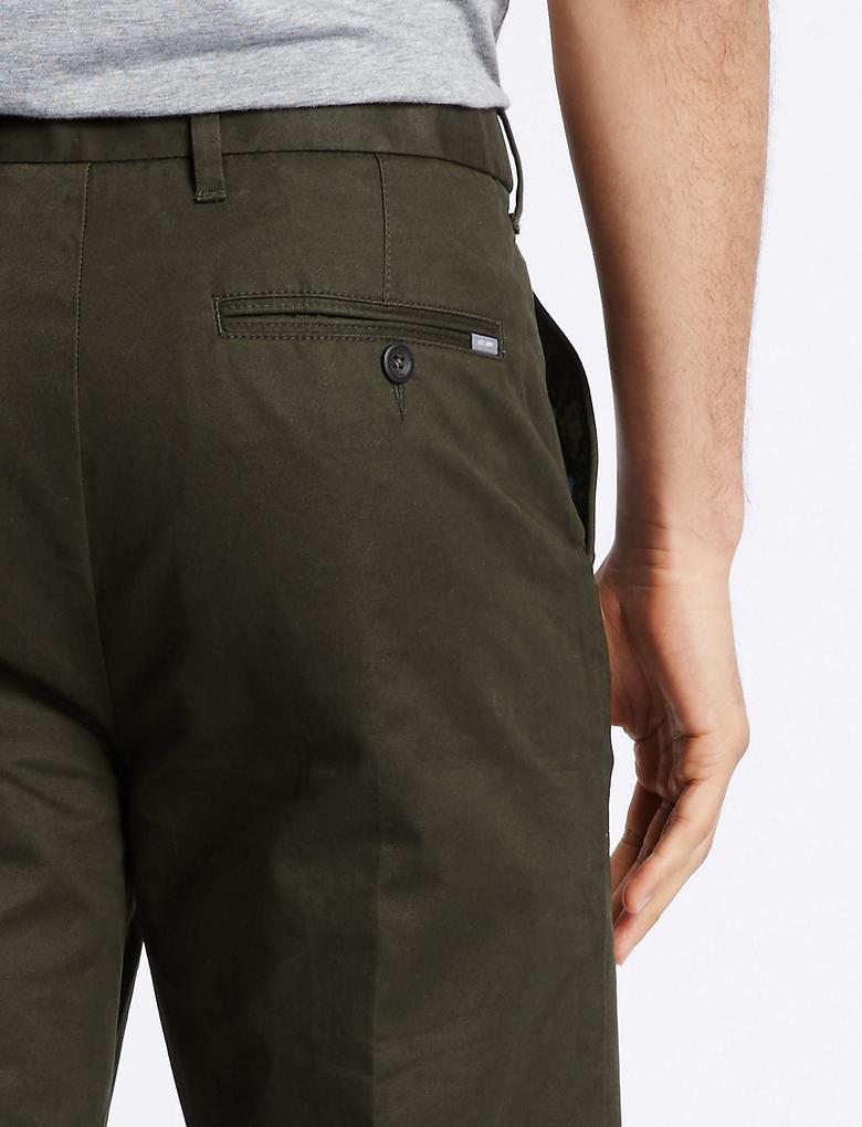 Regular Fit Chino Pantolon (Stormwear™ Teknolojisi ile)