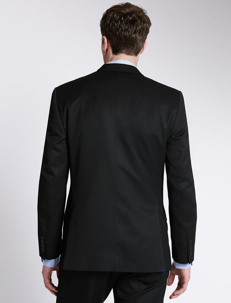 Mavi Slim Ceket
