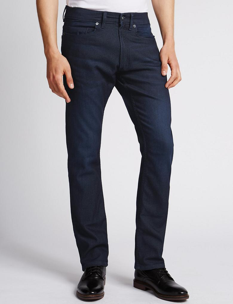 Slim Streç Denim Pantolon