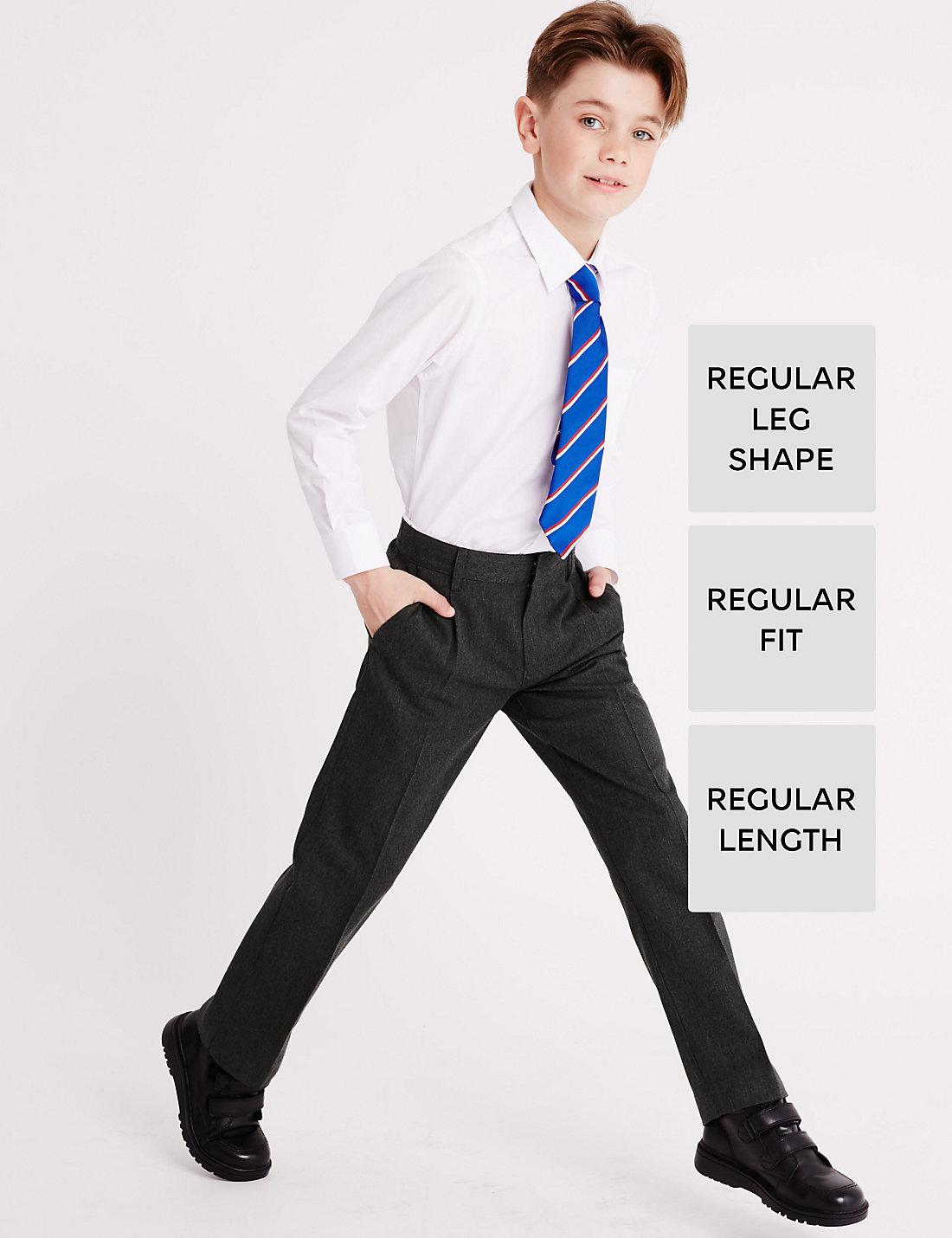 Regular Leg Pantolon