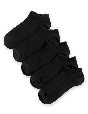 5'li Freshfeet™ Pamuklu Çorap (5 - 14 Yaş)