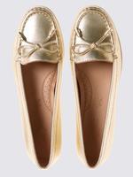 Topuklu Deri Ayakkabı
