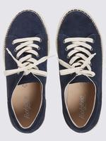 Geniş Kalıplı Süet Spor Ayakkabı