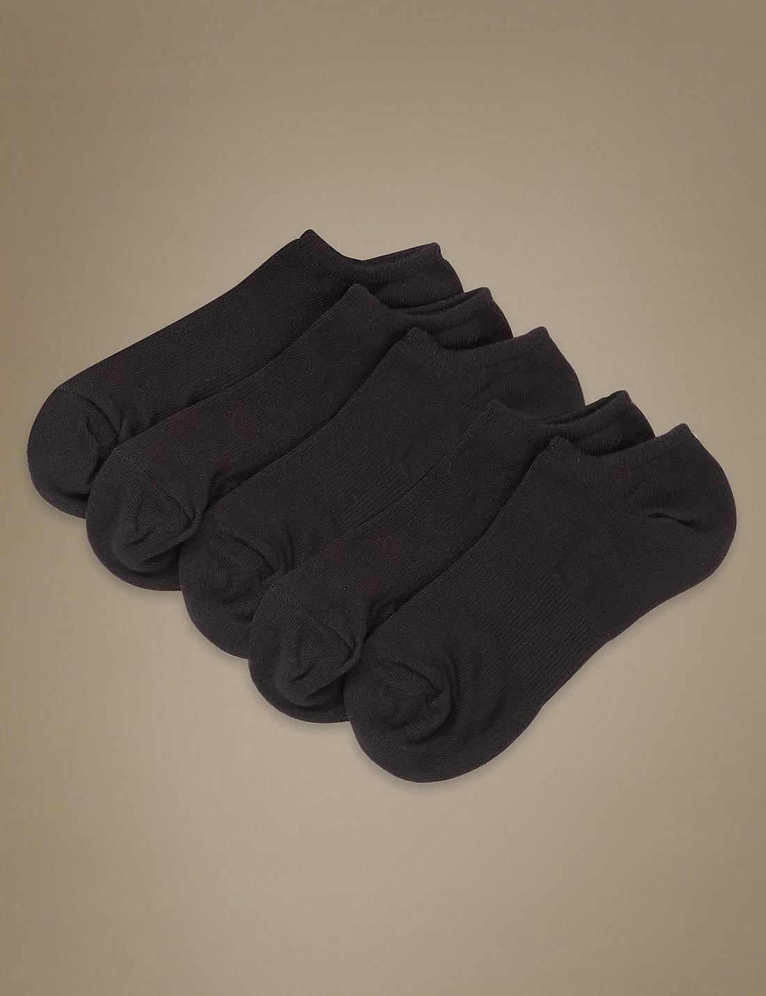 5'li Çorap Seti (Silver Teknolojisi ile)