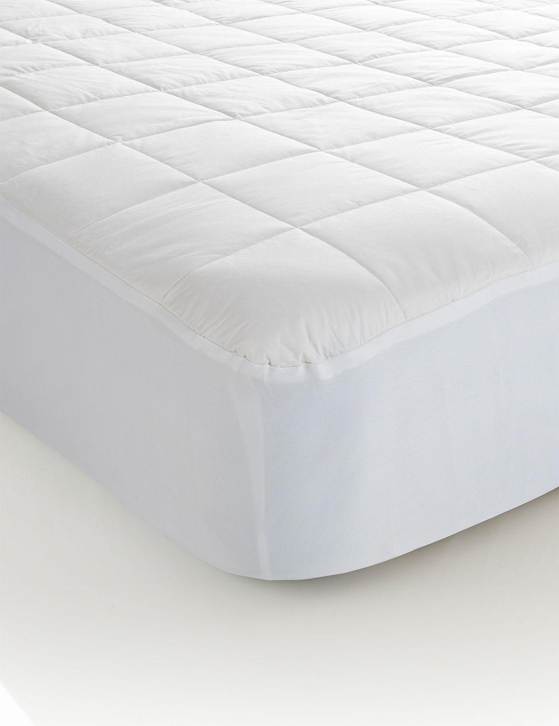 Pamuklu Yatak Koruyucu