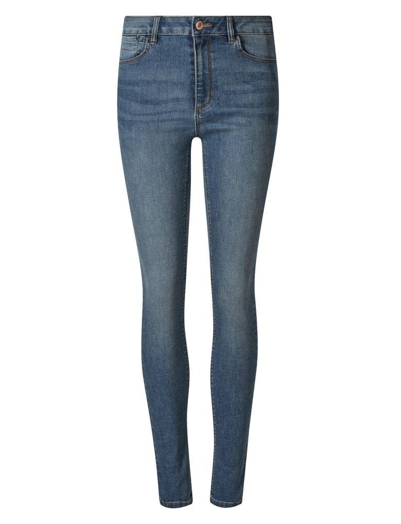 Mavi Sculpt & Lift Orta Belli Slim Jean Pantolon