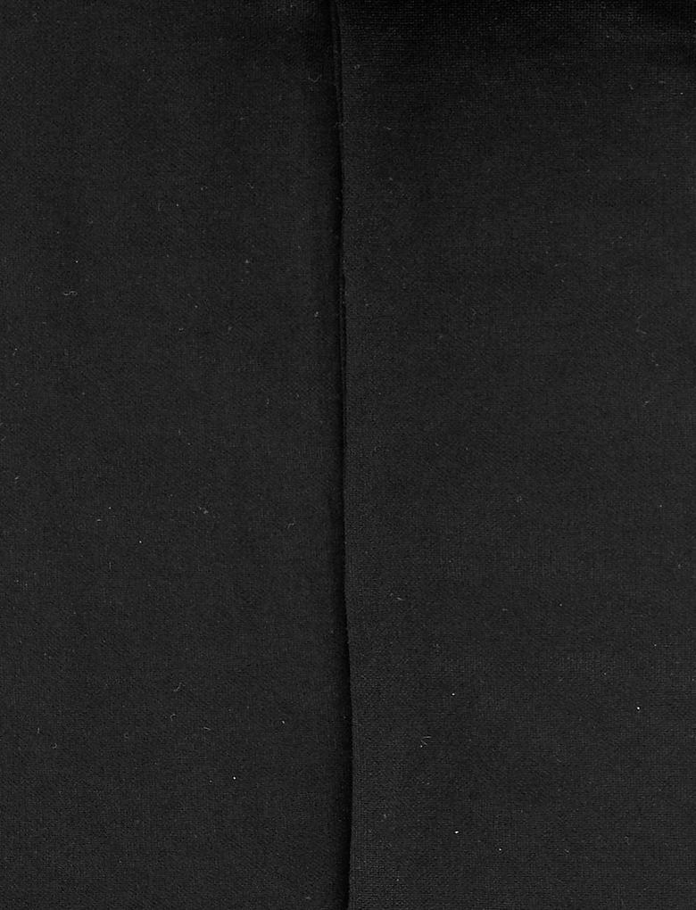 Siyah 2'li Freshfeet™ Opak Okul Külotlu Çorabı (6 - 14 Yaş)