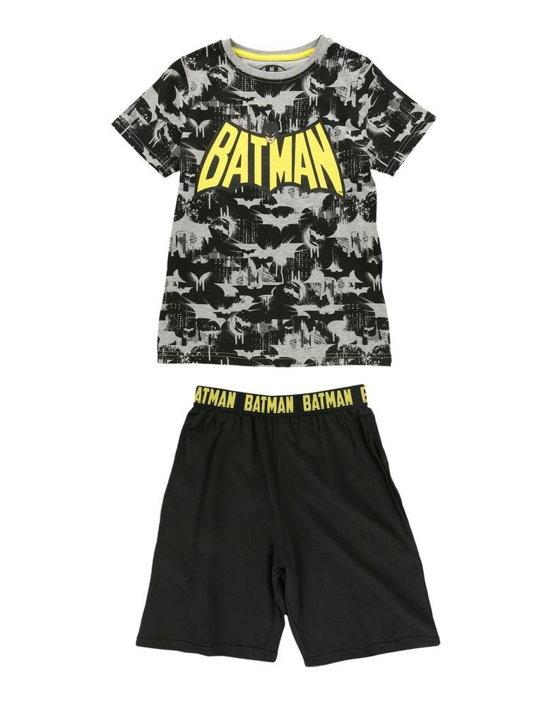 Batman™ Kısa Kollu Pijama (1 - 16 Yaş)