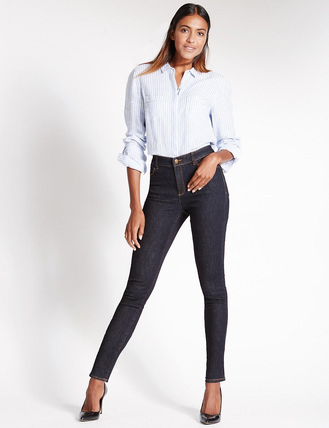 Sculpt & Lift Slim Jean Pantolon