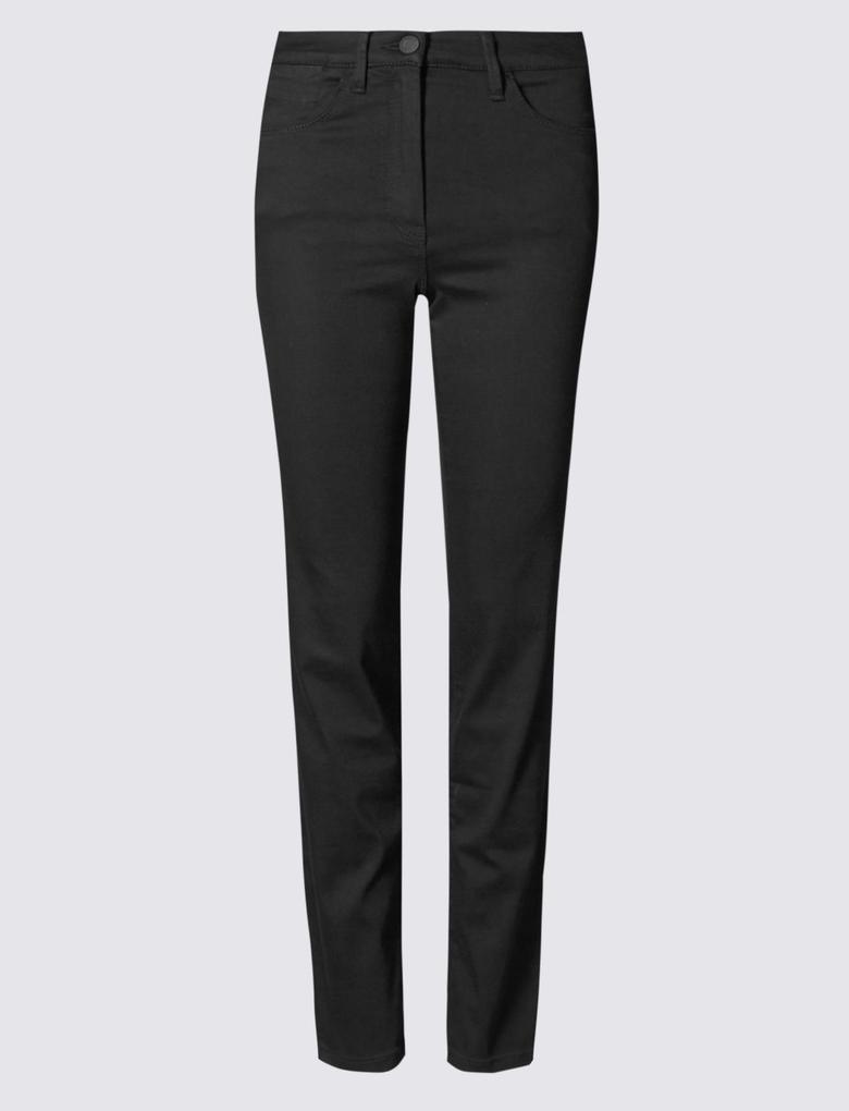 Sculpt & Lift Straight Jean Pantolon