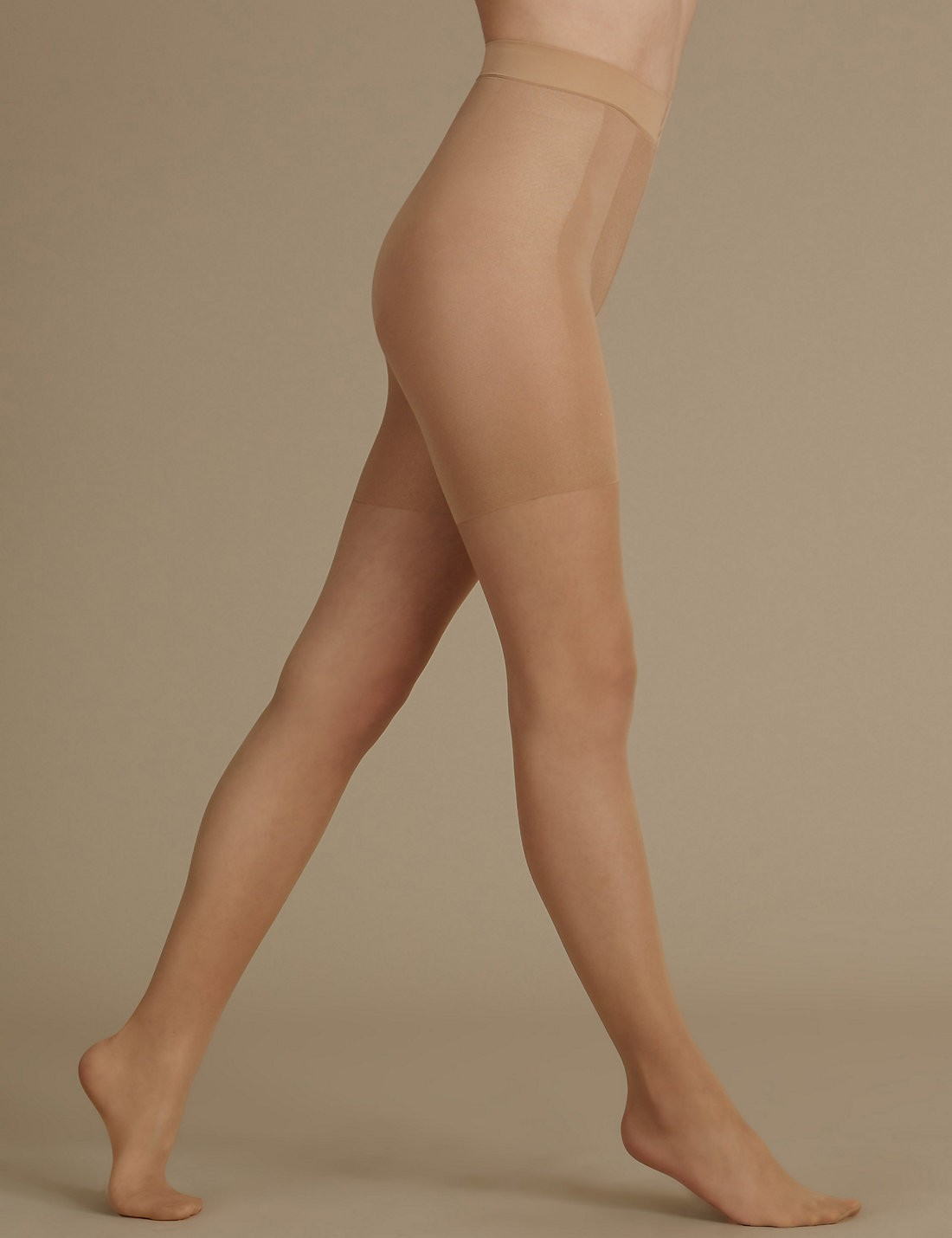 10 Denye Magicwear™ Selülit Azaltıcı Külotlu Çorap
