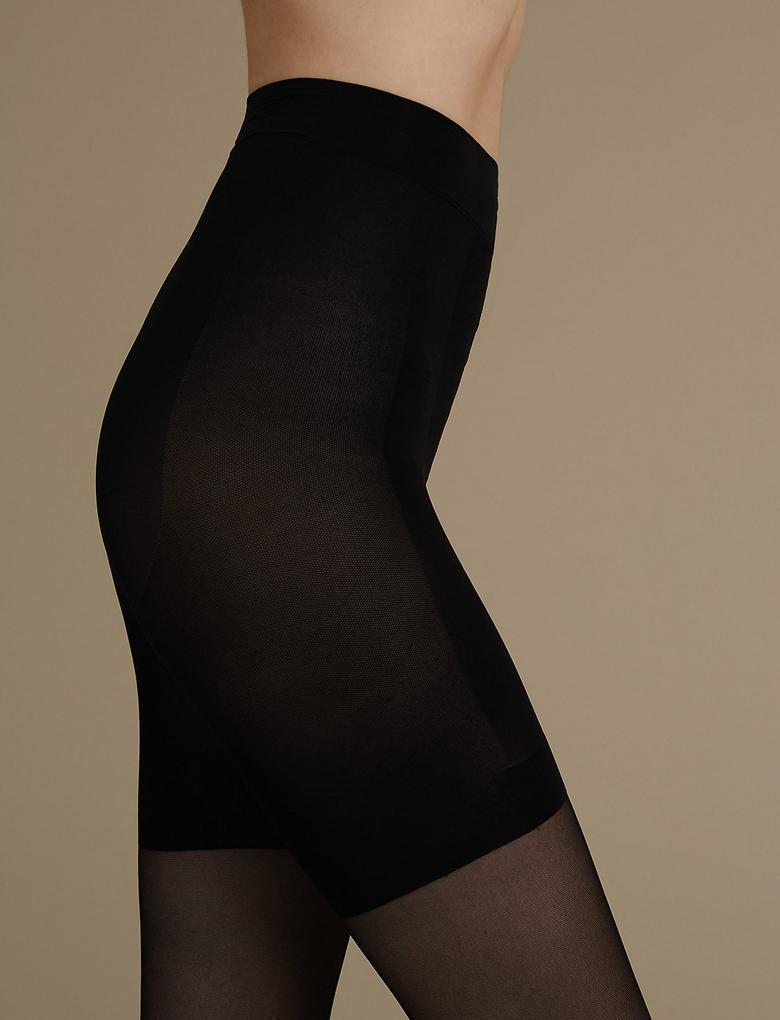 11 Denye Magicwear™ Selülit Azaltıcı Külotlu Çorap