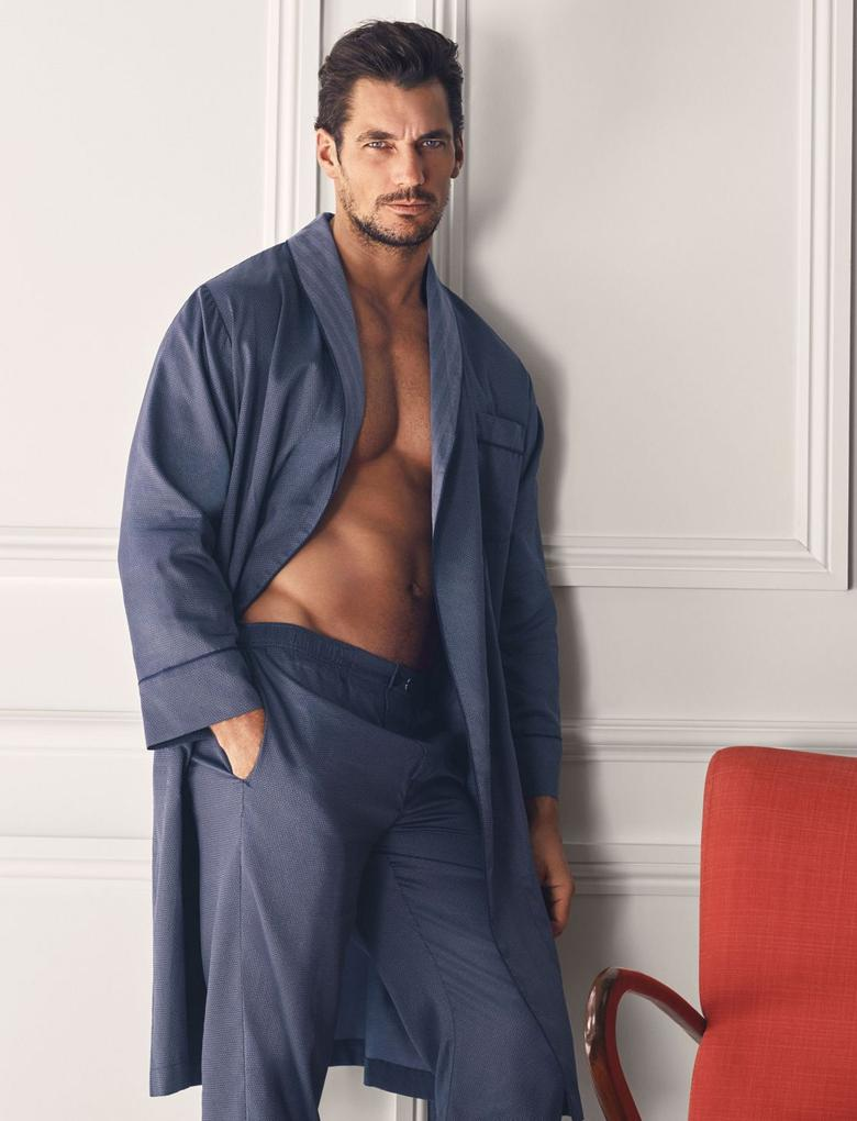 Supima® Pamuklu Slim Pijama