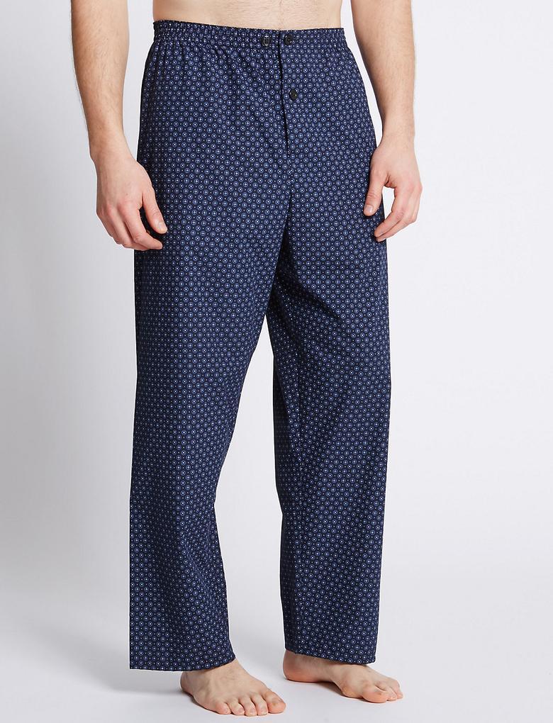 Pamuklu Easy Care Pijama Takımı