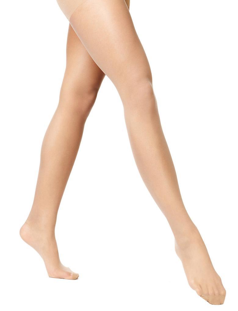 Kadın Kahverengi 2'li Paket 10 Denye Secret Slimming™ Toparlayıcı Özellikli Mat Külotlu Çorap