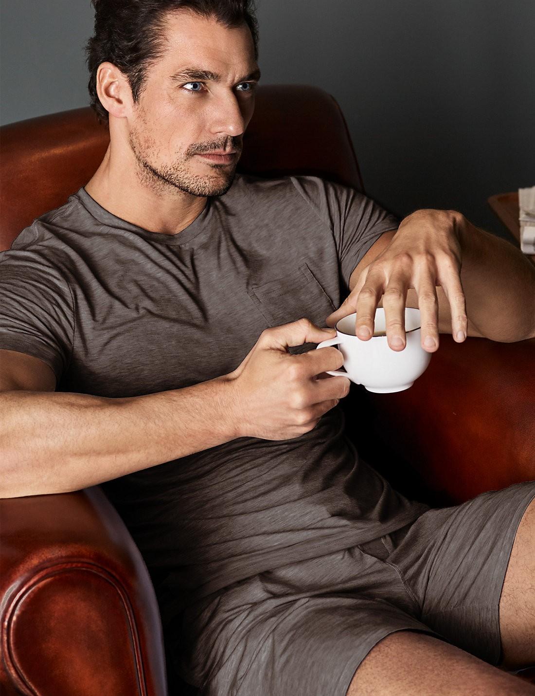 Yumuşak Micromodal™ Pijama Üstü