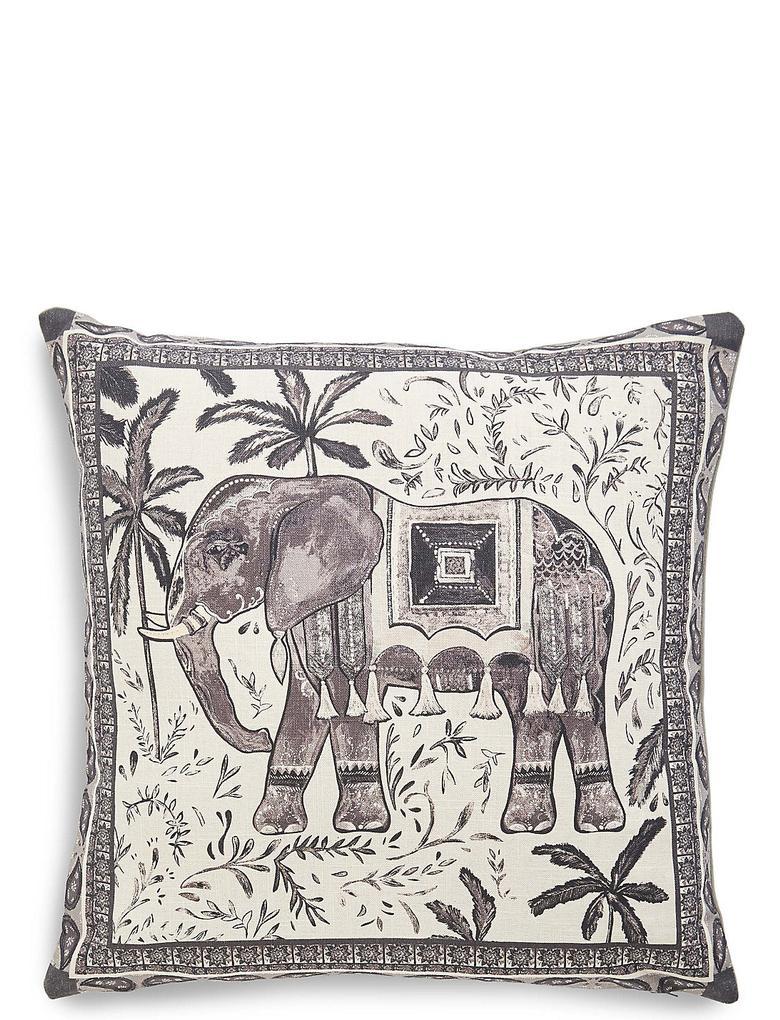 Fil Desenli Yastık