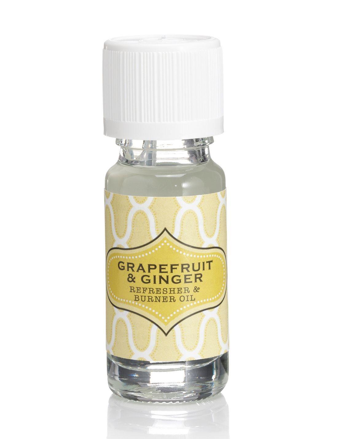 Greyfurt ve Zencefil Kokulu Ferahlatıcı Yağı