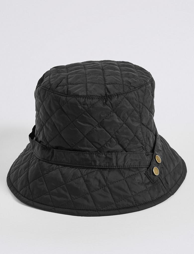 Kışlık Kapitone Şapka