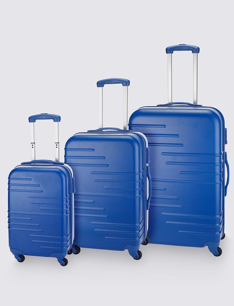 4 Tekerlekli Orta Boy Bavul