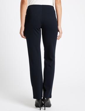 Lacivert Slim Klasik Pantolon