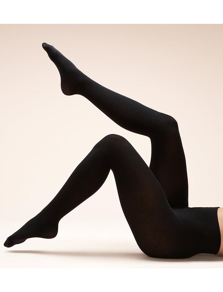 100 Denye Termal Külotlu Çorap