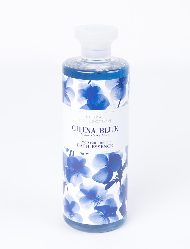 China Blue Banyo Köpüğü 500ml