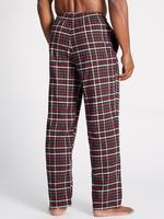 2'li Saf Pamuklu Ekose Pijama Altı