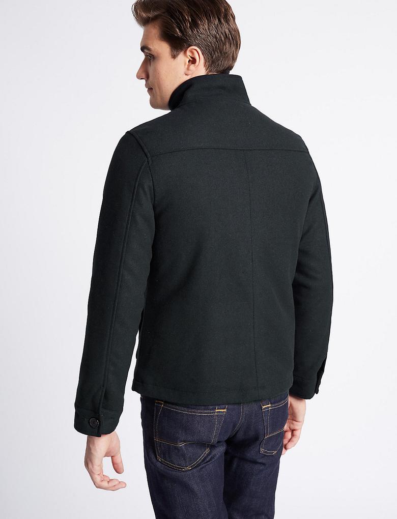 İki Cepli Ceket