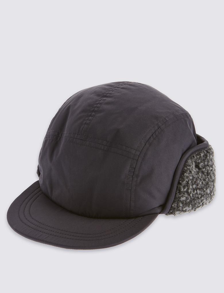 Erkek Lacivert Şapka (Thinsulate™ ve Stormwear™ Teknolojileri ile ... 6ea76089d3