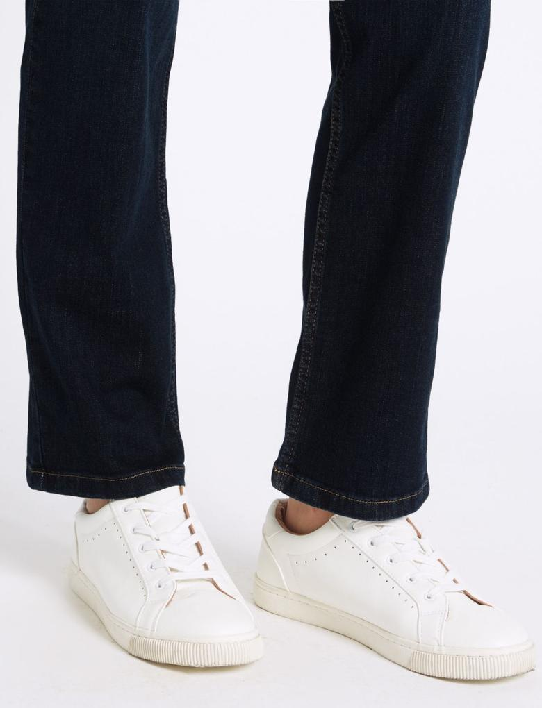 Roma Rise Straight Jean Pantolon