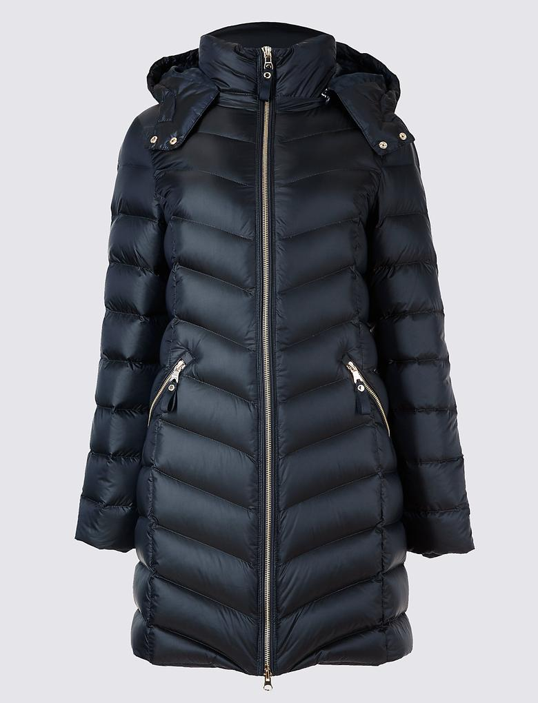 Down & Feather Kaz Tüyü Dolgulu Mont (Stormwear™ Teknolojisi ile)
