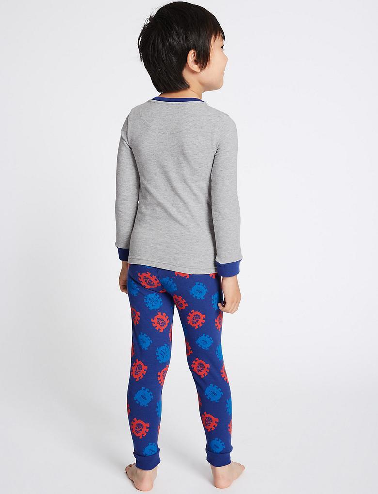 Streç Spiderman™ Pijama Takımı (2 - 10 Yaş)