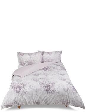 Eskitilmiş Fayans Desenli Yatak Takımı