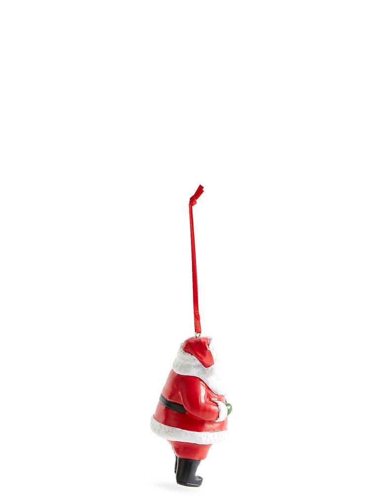 Kırmızı Retro Noel Baba