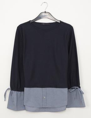Uzun Kollu Jarse Gömlek