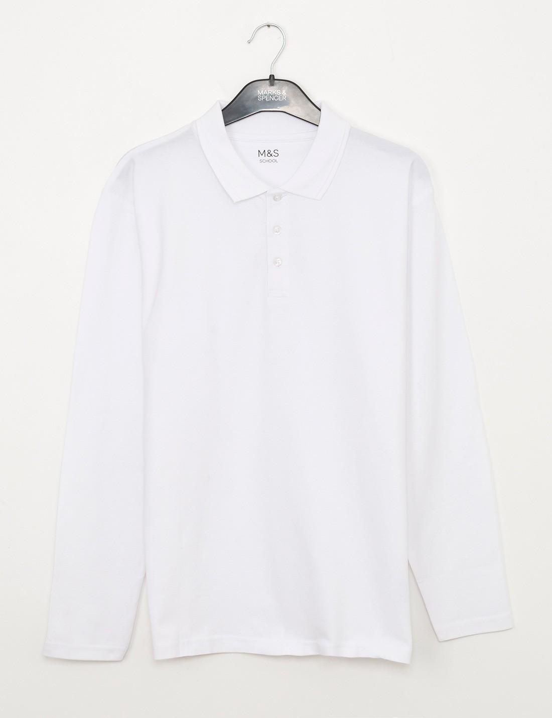 2'li Unisex Polo Yaka T-Shirt