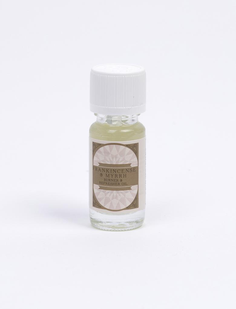 Frankincense & Myrrh Kokulu Ferahlatıcı Yağ