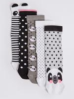 5'li Pamuklu Çorap (Freshfeet™ Teknolojisi ile) (12 Ay - 14 Yaş)