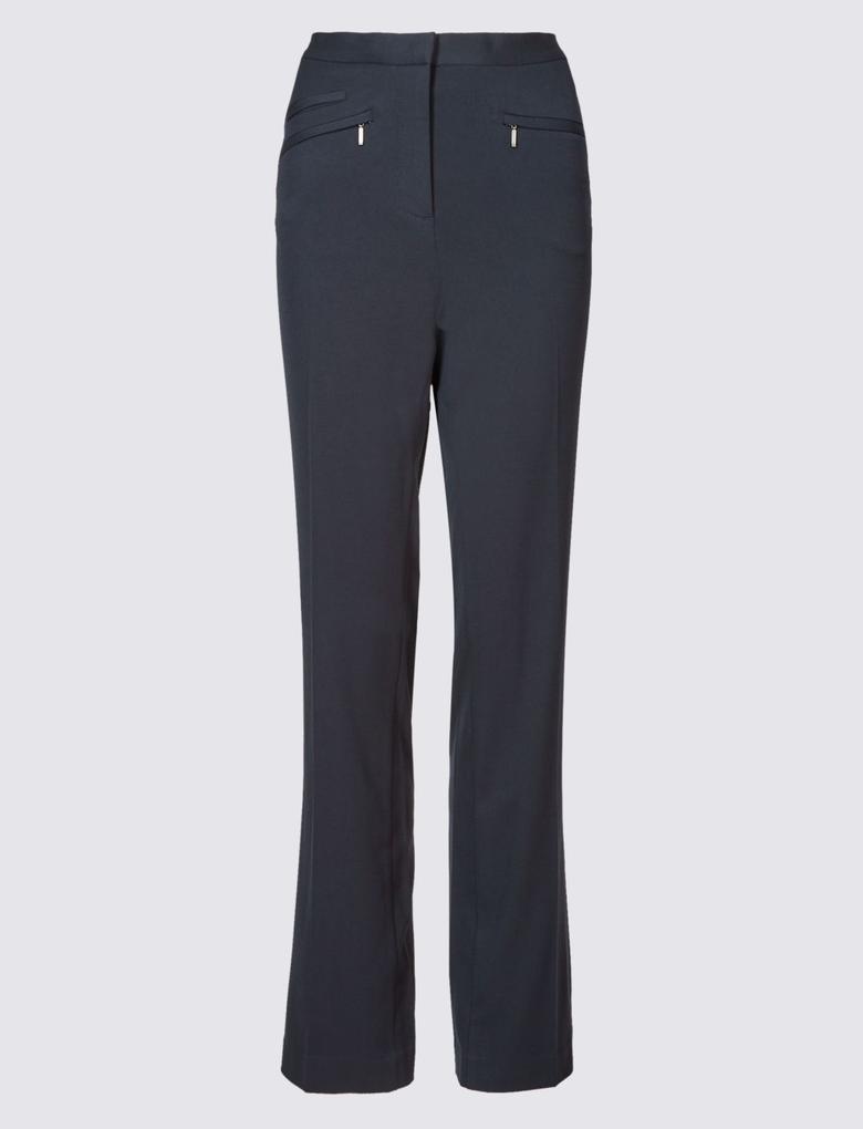 Fermuar Cepli Pantolon