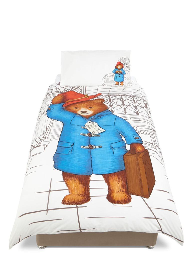 Paddington Desenli Yatak Takımı