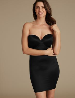 Kadın Siyah Secret Slimming™ Orta Sıkılıkta Korse A-E