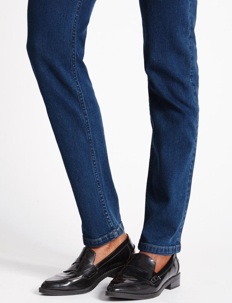 Orta Belli Straight Leg Jean Pantolon