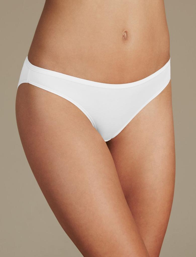 5'li İz Bırakmayan Düşük Belli Bikini Külot