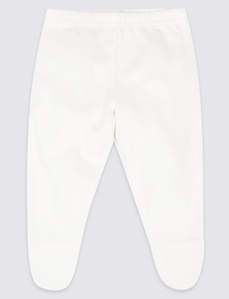 8 Parça Unisex Saf Pamuklu Kıyafet Takımı
