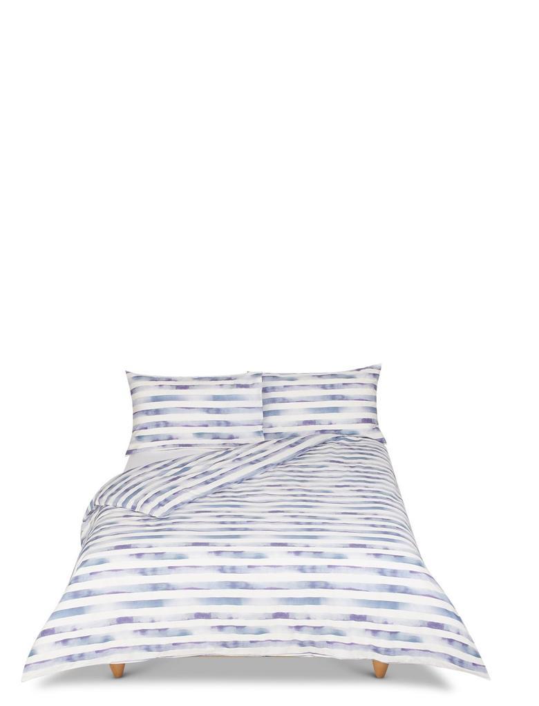 Mor Desenli Yatak Takımı